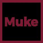 Logo Muke contorno
